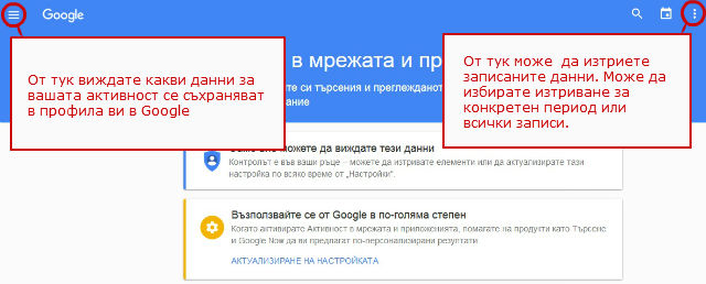 google-iztrivane