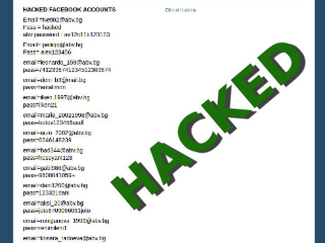 hackedfb