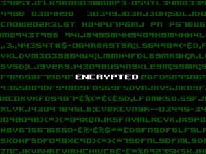 криптиран чат